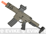 Krytac Full Metal Trident PDW Airsoft AEG Rifle - Dark Earth