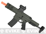 Krytac Full Metal Trident PDW Airsoft AEG Rifle - Foliage Green