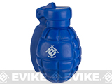 Evike.com Officially Licensed Stress Relief Foam Hand Grenade (Color: Blue)