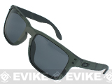 Oakley Holbrook Sunglasses (Color: Multicam Black / Warm Grey)