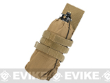 Valken Tactical V-TAC MOLLE Universal HPA Tank Pouch (Color: Tan)