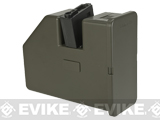 Krytac AEG LMG 3500rd Electric Winding Box Magazine for LMG Airsoft Machine Guns