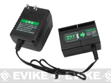 Tokyo Marui OEM 7.2v Micro Type NiMH Battery Charger for MAC-10, VZ61, MP7 Airsoft AEP Batteries