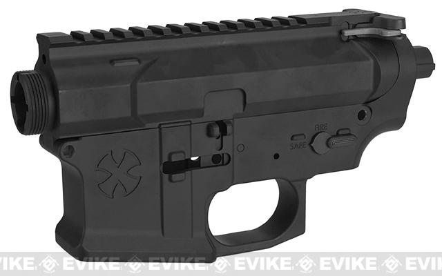 Officially Licensed Noveske N4 Gen. III Full Metal Receiver for Airsoft M4/M16 AEGs by Madbull (Color: Black)
