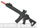 ICS CXP Pro Line Transform-4 265 Keymod Electric Blowback Airsoft AEG Rifle - Rear Wired