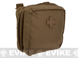 5.11 Tactical 6.6 Med Pouch (Color: Dark Earth)