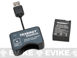 z Tenergy Sidekick1 Rechargeable Backup Battery for Hero3 HER3+ Wearable Cameras