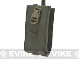 MilSim West Baofeng Radio Pouch by Tactical Tailor (Color: Ranger Green)