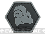 Operator Profile PVC Hex Patch Zodiac Sign Series (Sign: Aries)