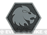 Operator Profile PVC Hex Patch Zodiac Sign Series (Sign: Leo)
