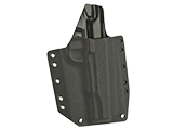 Raven Concealment Systems Right Handed Standard Configuration Phantom with Outside the  Waistband Belt Loops (Gun: GI Spec. 5 1911)