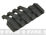 5KU Tactical One O'clock Side Mount for RIS / 20mm Rails - Black