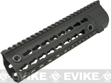 5KU Airsoft KeyMod 10.5 Rail for VFC/Umarex HK416 Series Airsoft Rifles - Black