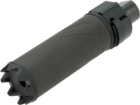 5KU SOCOM 556 Metal QD Mock Suppressor w/ Flash Hider (Length: 5 / Crown / RC)