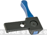 5KU IPSC Cocking Handle for WE / Marui Hi-Capa Series Airsoft GBB - Blue