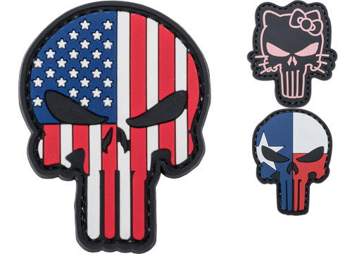 5ive Star Gear Punisher PVC Morale Patch