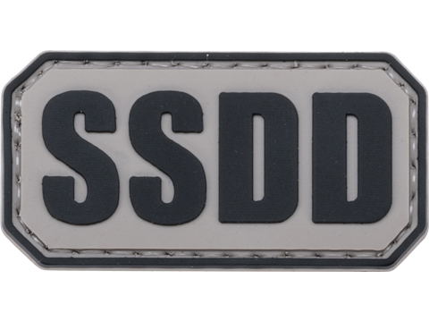 5ive Star Gear SSDD PVC Morale Patch