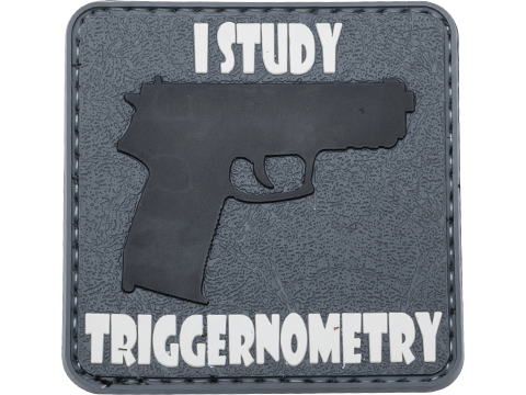 5ive Star Gear Triggernometry PVC Morale Patch