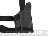 SAFARILAND SLS Tactical Leg Holster - Smith & Wesson M&P 4.5