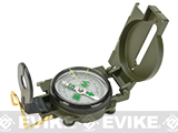 Avengers OD Green Lensatic Compass