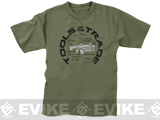 Rothco Vintage Tools Of The Trade T-Shirt - OD Green (Large)
