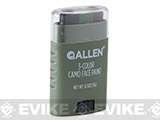 Allen Company 3-Color Camo Face Paint Stick