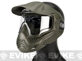Evike Annex MI-7 ANSI Rated Full Face Mask with Thermal Lens by Valken (Color: OD Green)