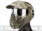 Annex MI-7 ANSI Rated Full Face Mask with Thermal Lens by Valken - ATACS AU