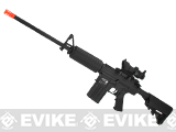 DPMS Panther Arms Licensed PAR25 SR-25 Full Metal Airsoft AEG Rifle by A&K