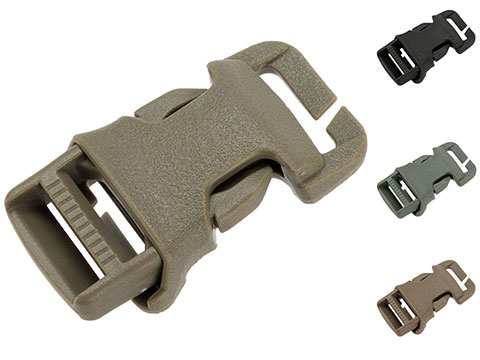TMC X-CON 1 Ladder Buckle (Color: Coyote Brown)