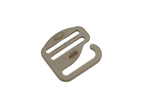 TMC X-Con G Sharp Webbing Hook (Color: Khaki)