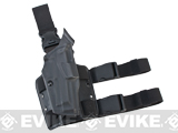 SAFARILAND ALS Tactical Thigh Holster with Quick Release Strap - Beretta 92F