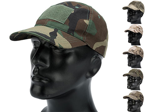 Avengers Tactical Baseball Cap (Color: Woodland)