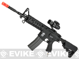 Valken Tactical V12 G&G CM16 Raider-L Electro-Pneumatic Airsoft Rifle - Black