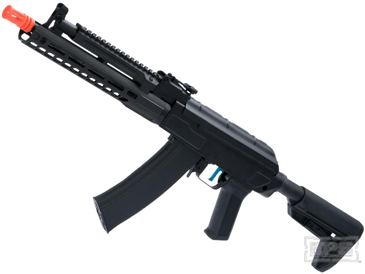 Evike Performance Shop Custom Sharps Bros. / SLR Rifleworks Licensed MB47 Airsoft AEG (Model: 9 Handguard)