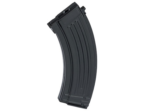 LCT LCK47 Steel AK Magazine for Airsoft AEG Rifles (Capacity: 130 Rounds)