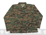 Rothco Kid's BDU Shirt (Color: Digital Woodland / Medium)