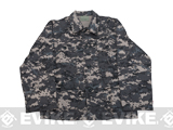Rothco Kid's BDU Shirt - Digital Urban / Small