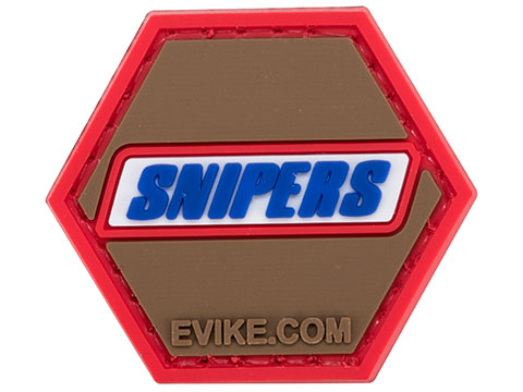 Operator Profile PVC Hex Patch Pop Culture Series 1 (Style: Snipers)