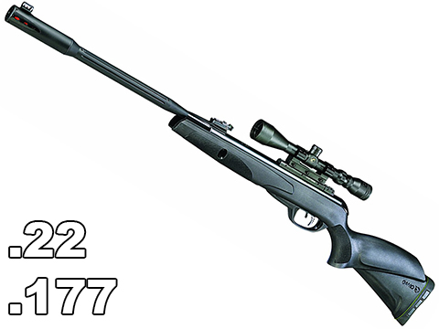 Gamo Whisper Fusion Mach 1 Break Action Airgun with 3-9X40 Optic