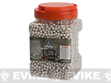 6mmProShop Pro-Series Bottled 6mm Premium High Grade Precision Airsoft BBs (Weight: .25g / 5000rd / White)