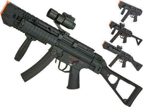 6mmProShop Custom Airsoft AEG Sub-Machine Gun