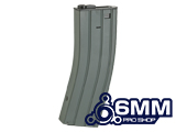 6mm ProShop Metal 400rd FlashMag Magazine for M4 M16 Series Airsoft AEG Rifles
