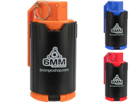 6mmProShop Airsoft Mechanical BB Shower Simulation Hand Grenade