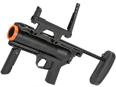S&T Iron Airsoft UFC M320A1 40mm Airsoft Grenade Launcher