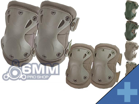 6mmProShop Tactical Knee & Elbow Pad Set