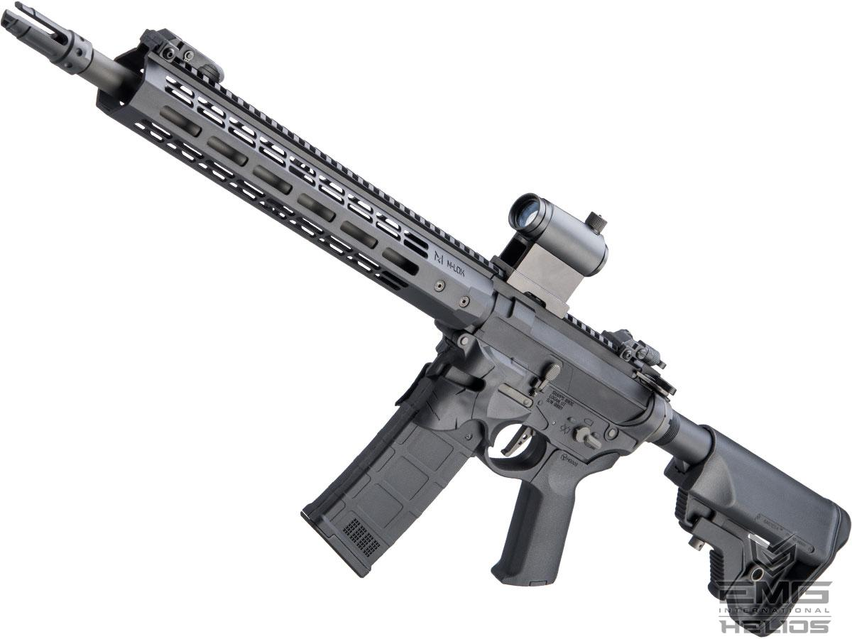 EMG Helios / Sharps Bros Overthrow Licensed M4 Airsoft AEG Rifle (Model: 15 Carbine)