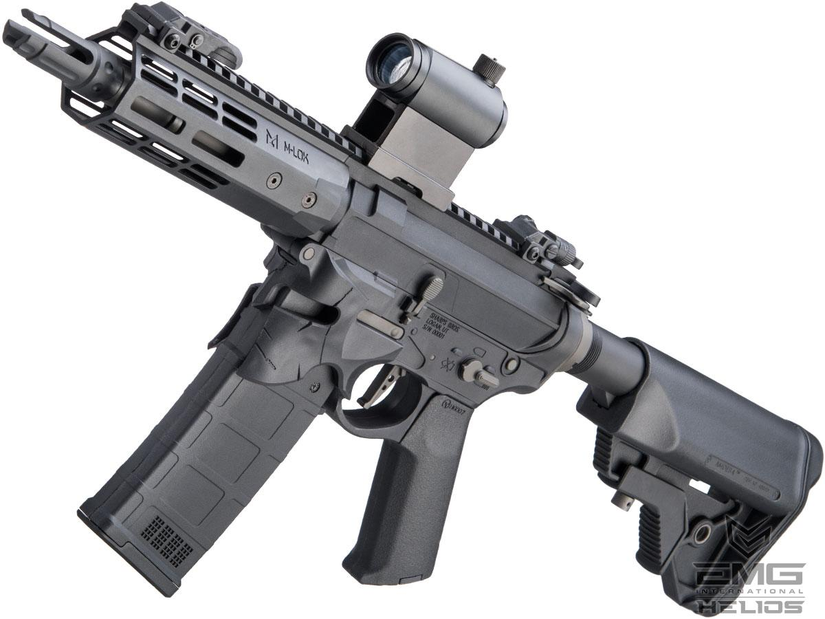 EMG Helios / Sharps Bros Overthrow Licensed M4 Airsoft AEG Rifle (Model: 7 PDW)