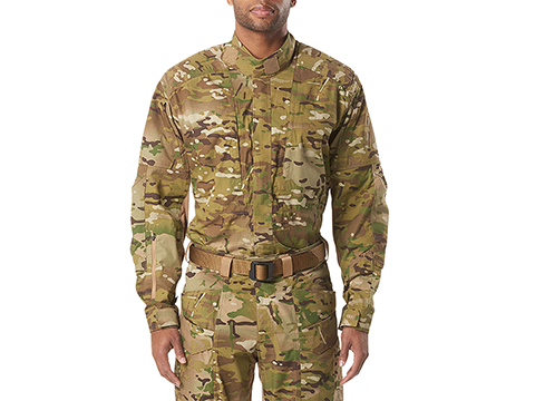 5.11 Tactical XPRT Tactical Long Sleeve Shirt - Multicam