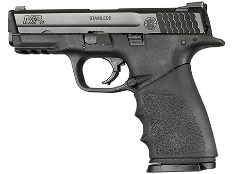 Hogue Handall Hybrid Grip Sleeve (Color: Black / Model: S&W M&P 9MM, 40S&W, 357SIG)